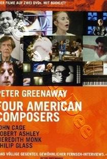 Assistir Four American Composers Online Grátis Dublado Legendado (Full HD, 720p, 1080p)   Peter Greenaway   1983