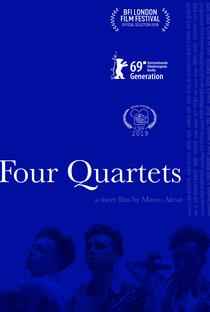 Assistir Four Quartets Online Grátis Dublado Legendado (Full HD, 720p, 1080p) | Marco Alessi | 2018