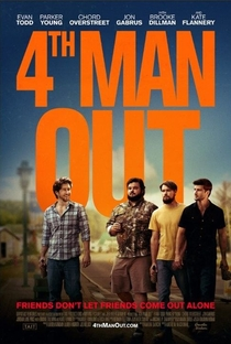Assistir Fourth Man Out Online Grátis Dublado Legendado (Full HD, 720p, 1080p) | Andrew Nackman | 2015