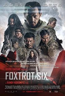 Assistir Foxtrot Six Online Grátis Dublado Legendado (Full HD, 720p, 1080p)   Randy Korompis   2019