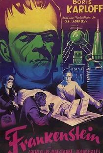 Assistir Frankenstein Online Grátis Dublado Legendado (Full HD, 720p, 1080p) | James Whale (I) | 1931
