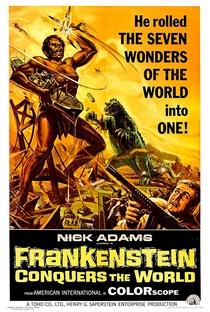 Assistir Frankenstein Conquers the World Online Grátis Dublado Legendado (Full HD, 720p, 1080p) | Ishirō Honda | 1965
