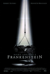 Assistir Frankenstein de Mary Shelley Online Grátis Dublado Legendado (Full HD, 720p, 1080p) | Kenneth Branagh | 1994