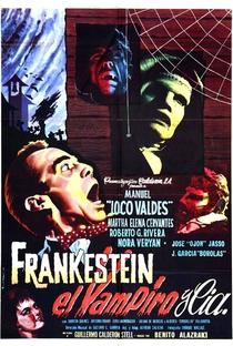Assistir Frankenstein, the Vampire and Co. Online Grátis Dublado Legendado (Full HD, 720p, 1080p) | Benito Alazraki | 1962