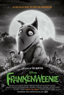 Assistir Frankenweenie Online Grátis Dublado Legendado (Full HD, 720p, 1080p) | Tim Burton (I) | 2012