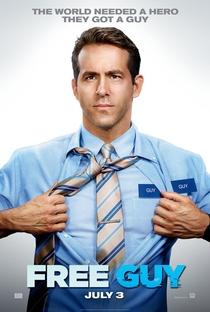 Assistir Free Guy - Assumindo o Controle Online Grátis Dublado Legendado (Full HD, 720p, 1080p) | Shawn Levy | 2020