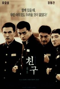 Assistir Friend Online Grátis Dublado Legendado (Full HD, 720p, 1080p) | Kyung-Taek Kwak | 2001