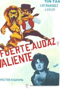 Assistir Fuerte, audaz y valiente Online Grátis Dublado Legendado (Full HD, 720p, 1080p) | René Cardona | 1963