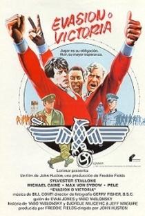 Assistir Fuga Para a Vitória Online Grátis Dublado Legendado (Full HD, 720p, 1080p) | John Huston (I) | 1981