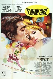 Assistir Funny Girl - A Garota Genial Online Grátis Dublado Legendado (Full HD, 720p, 1080p) | William Wyler | 1968