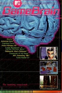 Assistir Gamebrain: The Official PlayStation Strategy Guide Online Grátis Dublado Legendado (Full HD, 720p, 1080p) | John Cirabisi (I) | 1997