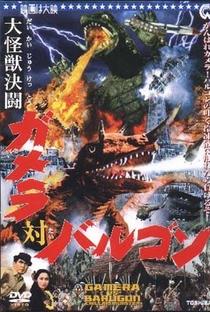 Assistir Gamera Contra Barugon Online Grátis Dublado Legendado (Full HD, 720p, 1080p) | Shigeo Tanaka | 1966