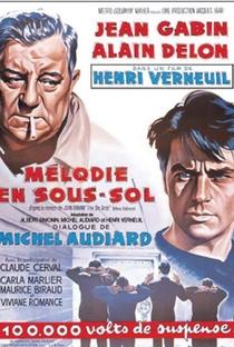 Assistir Gângsters de Casaca Online Grátis Dublado Legendado (Full HD, 720p, 1080p) | Henri Verneuil | 1963