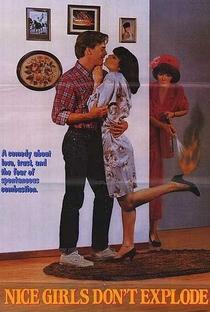 Assistir Garotas Boazinhas Não Explodem Online Grátis Dublado Legendado (Full HD, 720p, 1080p) | Chuck Martinez | 1987