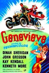 Assistir Genevieve Online Grátis Dublado Legendado (Full HD, 720p, 1080p) | Henry Cornelius | 1953