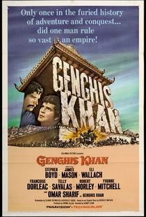 Assistir Genghis Khan Online Grátis Dublado Legendado (Full HD, 720p, 1080p)   Henry Levin   1965