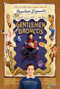Assistir Gentlemen Broncos - Cavaleiros Nada Gentis Online Grátis Dublado Legendado (Full HD, 720p, 1080p) | Jared Hess | 2009