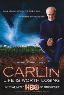 Assistir George Carlin: Life Is Worth Losing Online Grátis Dublado Legendado (Full HD, 720p, 1080p) | Rocco Urbisci | 2005