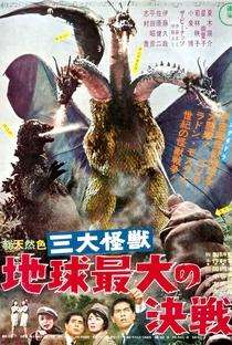 Assistir Ghidrah, o Monstro Tricéfalo Online Grátis Dublado Legendado (Full HD, 720p, 1080p)   Ishirō Honda   1964