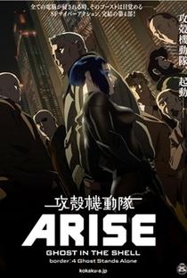 Assistir Ghost in the Shell: Arise - Border:4 Ghost Stands Alone Online Grátis Dublado Legendado (Full HD, 720p, 1080p) | Kazuchika Kise | 2014