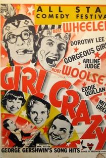 Assistir Girl Crazy Online Grátis Dublado Legendado (Full HD, 720p, 1080p)   William A. Seiter   1932