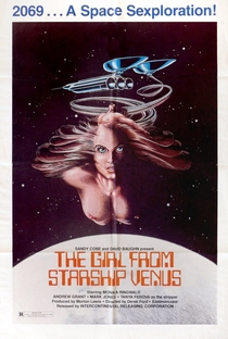 Assistir Girl from Starship Venus Online Grátis Dublado Legendado (Full HD, 720p, 1080p) | Derek Ford | 1976