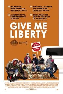 Assistir Give Me Liberty Online Grátis Dublado Legendado (Full HD, 720p, 1080p) | Kirill Mikhanovsky | 2019