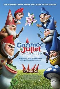 Assistir Gnomeu e Julieta Online Grátis Dublado Legendado (Full HD, 720p, 1080p) | Kelly Asbury | 2011
