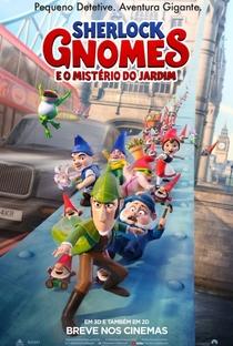 Assistir Gnomeu e Julieta: O Mistério do Jardim Online Grátis Dublado Legendado (Full HD, 720p, 1080p) | John Stevenson | 2018