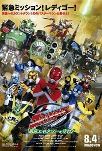 Assistir Go-Busters - O Filme: Protejam a Enetorre de Tóquio Online Grátis Dublado Legendado (Full HD, 720p, 1080p) | Takayuki Shibasaki | 2012