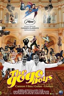 Assistir Go-Go Boys: Os Bastidores da Cannon Films Online Grátis Dublado Legendado (Full HD, 720p, 1080p) | Hilla Medalia | 2014