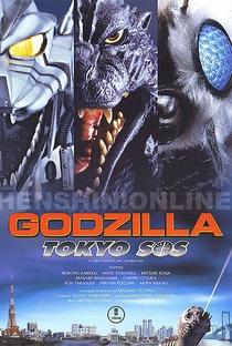 Assistir Godzilla: Tokyo S.O.S. Online Grátis Dublado Legendado (Full HD, 720p, 1080p) | Masaaki Tezuka | 2003