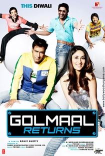 Assistir Golmaal Returns Online Grátis Dublado Legendado (Full HD, 720p, 1080p) | Rohit Shetty | 2008