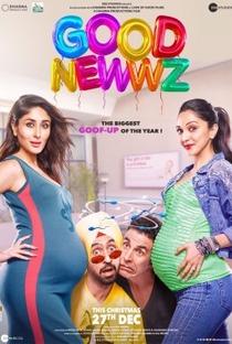 Assistir Good Newwz Online Grátis Dublado Legendado (Full HD, 720p, 1080p) | Raj Mehta | 2019