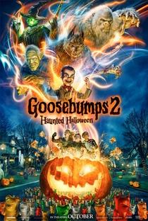 Assistir Goosebumps 2: Halloween Assombrado Online Grátis Dublado Legendado (Full HD, 720p, 1080p) | Ari Sandel | 2018