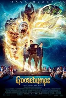 Assistir Goosebumps: Monstros e Arrepios Online Grátis Dublado Legendado (Full HD, 720p, 1080p) | Rob Letterman | 2015