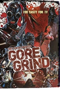 Assistir Gore Grind Online Grátis Dublado Legendado (Full HD, 720p, 1080p) | Tony Newton (XII) | 2020