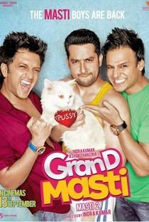 Assistir Grand Masti Online Grátis Dublado Legendado (Full HD, 720p, 1080p) | Indra Kumar | 2013