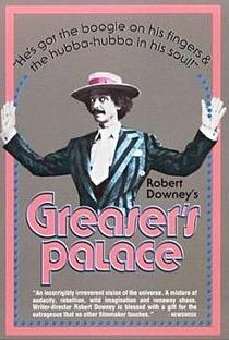 Assistir Greaser's Palace Online Grátis Dublado Legendado (Full HD, 720p, 1080p)   Robert Downey Sr.   1972