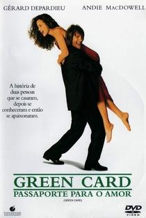 Assistir Green Card - Passaporte para o Amor Online Grátis Dublado Legendado (Full HD, 720p, 1080p) | Peter Weir | 1990