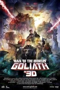 Assistir Guerra dos Mundos - Goliath Online Grátis Dublado Legendado (Full HD, 720p, 1080p) | Joe Pearson (I) | 2012