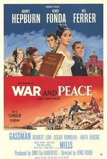 Assistir Guerra e Paz Online Grátis Dublado Legendado (Full HD, 720p, 1080p) | King Vidor | 1956