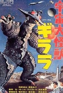 Assistir Guilala: O Monstro do Espaço Online Grátis Dublado Legendado (Full HD, 720p, 1080p) | Kazui Nihonmatsu | 1967