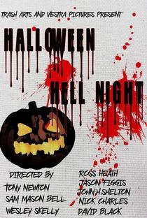 Assistir Halloween Hell Night Online Grátis Dublado Legendado (Full HD, 720p, 1080p)   Chris John Livermore