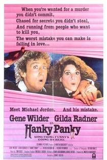 Assistir Hanky Panky - Uma Dupla em Apuros Online Grátis Dublado Legendado (Full HD, 720p, 1080p) | Sidney Poitier | 1982