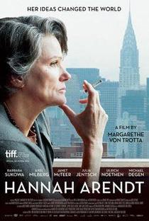 Assistir Hannah Arendt - Ideias Que Chocaram o Mundo Online Grátis Dublado Legendado (Full HD, 720p, 1080p) | Margarethe von Trotta | 2012