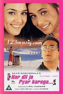 Assistir Har Dil Jo Pyar Karega... Online Grátis Dublado Legendado (Full HD, 720p, 1080p) | Raj Kanwar | 2000