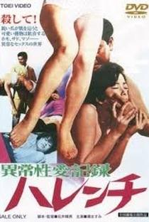 Assistir Harenchi Online Grátis Dublado Legendado (Full HD, 720p, 1080p) | Teruo Ishii (I) | 1969