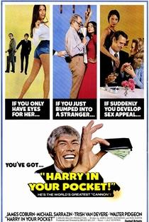 Assistir Harry in Your Pocket Online Grátis Dublado Legendado (Full HD, 720p, 1080p)   Bruce Geller   1973