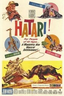 Assistir Hatari! Online Grátis Dublado Legendado (Full HD, 720p, 1080p)   Howard Hawks   1962